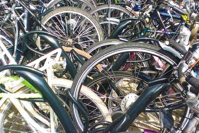 fietsparkeren bij stations