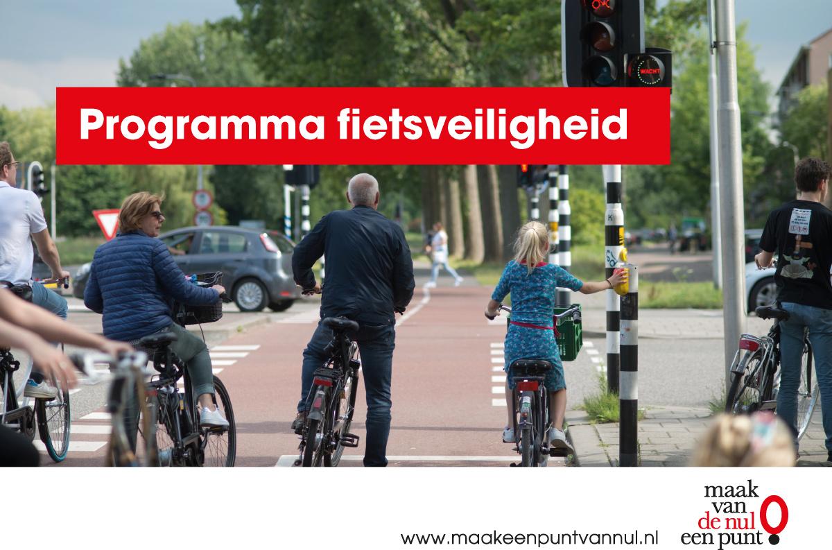 Cover rapport programa-fietsveiligheid